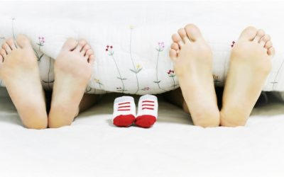 Looking after your feet in pregnancy