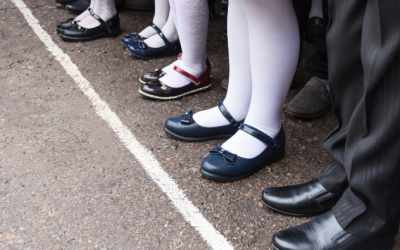 Choosing the right school shoes for your child